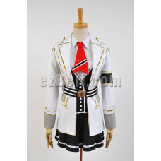 New! Kamigami no Asobi Ludere deorum Yui Kusanagi Cosplay Costume