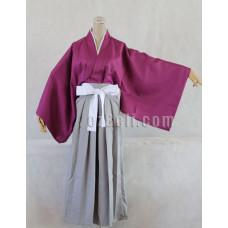 Hakuōki Toshizo Hijikata Cosplay Costume