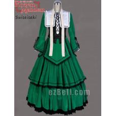 Rozen Maiden Suiseiseki Cosplay Costume