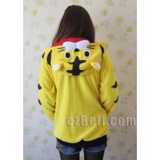 Tiger Animal Hoodie Jacket
