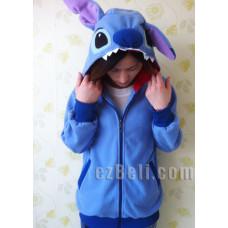 Stitch! Stitch Hoodie Jacket