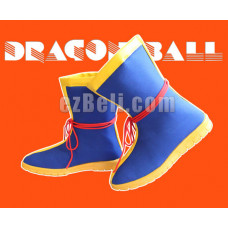 New! Dragon Ball Blue Shoes