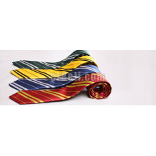 New! Harry Potter Gryffindor Hufflepuff Ravenclaw Slytherin Neck Tie Cosplay Costume