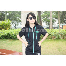 New! Hatsune Miku Short Sleeves Jacket