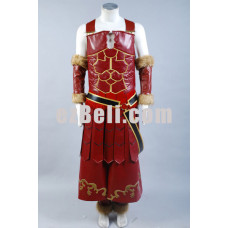 NEW! Fate Zero Rider Iskander Alexander the Great Cosplay Costume