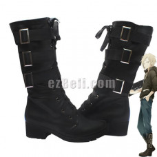 Vocaloid Heat Haze Project (Kagerou Project) Kano Shuuya Boots Cosplay