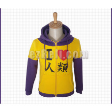 New! No Game No Life Sora Hoodie Jacket