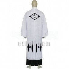 Bleach captain white cloak