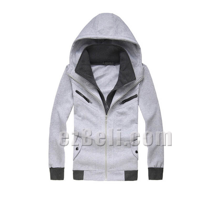 Assassin's Creed 3 Desmond Miles Hoodie Jacket