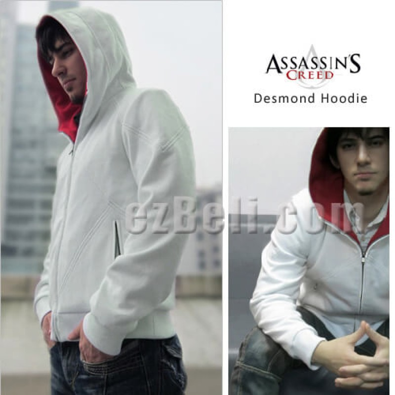 Assassin's Creed  Desmond Hoodie