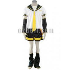 Vocaloid Cosplay Costume - Kagamine Len