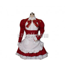 Sword Art Online Lisbeth/Shinozaki Rika Cosplay Costume