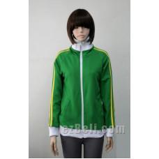 Vocaloid Matryoshka Miku Gumi Green Cosplay Costume