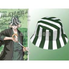 New! Anime Bleach Urahara Kisuke Kimono Cosplay Hat