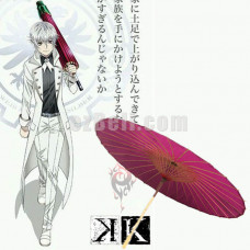 New! Anime K Project K Return of Kings Yashiro Isana Cosplay Props