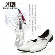 New! Anime K Project K Return of Kings Yashiro Isana Cosplay Shoes