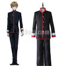 New! Anime The Royal Tutor Oushitsu Kyoushi Haine Bruno von Glanzreich Cosplay Costume
