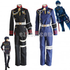 New! Anime Seraph Of The End Owari no Seraph Guren Ichinose Military Uniform Cosplay Costume