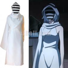 New! Anime Tokyo Ghoul 2nd Nashiro Yasuhisa White Hoodie Cloak Cosplay Costumes