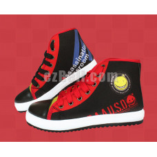 New! Assassination Classroom Koro-sensei Shoes Casual Sneakers