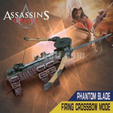 New! Assassin's Creed 5 Unity Stealth Phantom Blade Cosplay Prop