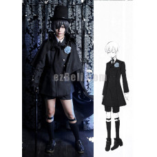 New! Black Butler Ciel Phantomhive Cosplay Costume