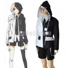 New! Anime Super Dangan Ronpa 2 cosplay Danganronpa Monokuma costume
