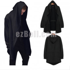 New! Anime Assassin's Creed Style Long Sleeves Hoodie Cloak
