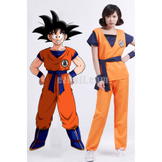 New! Dragon Ball Z Costume Type A
