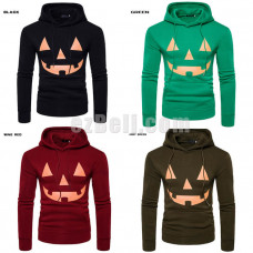 New! Casual Halloween Pumpkin Pullover Sweater Casual Cosplay