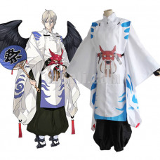 New! Game Anime Onmyouji Yin Yang Master Tengu kimono Second Generation Cosplay costume