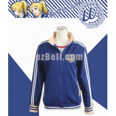 New! Love Live! Eli Ayase Stylish Jacket