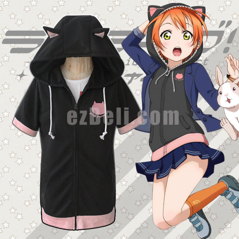 New! μ's 6th Live Final LoveLive! Stylish Cosplay Hoodie Jacket