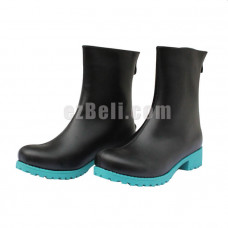 New! Vocaloid Hatsune Miku Cosplay Shoes