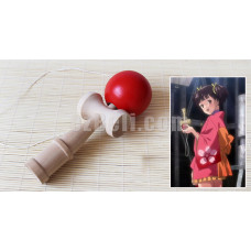 New! Kabaneri of the Iron Fortress Mumei Cosplay Accessory Prop