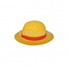 New! One Piece Monkey D. Luffy Cosplay Hat