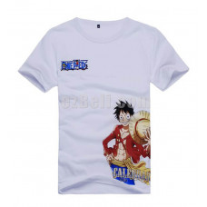New! One Piece monkey D Luffy  T-Shirt Type B