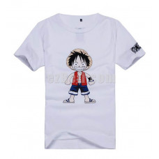 New! One Piece monkey D Luffy  T-Shirt Type A