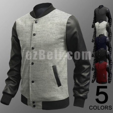 New! Smart Casual Long Sleeves Buttons Sweater Jacket