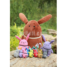 New! The Animation Tsukiuta Rabbit Soft Plush Doll Stuffed Toys