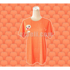 New! Himouto! Umaru-chan Umaru Doma Orange Short Sleeves T-Shirts