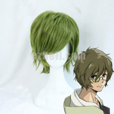 New! Anime Kabaneri of Iron Fortress Ikoma Short Cosplay Wig Type 2