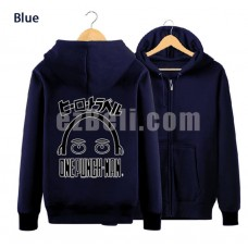 New! Oppai One punch-man Saitama Hoodie Jacket Type C