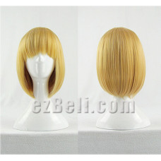 Attack on Titan Armin Arlert Blonde Cosplay Wig