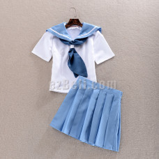 New! Kill La Kill Mako Mankanshoku Cosplay Costume