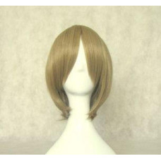 Cosplay Wig - Long Fringe Short Wig