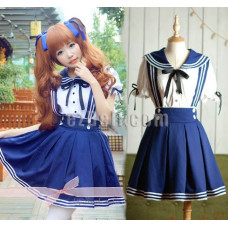 Lolita Japanese School Uniform