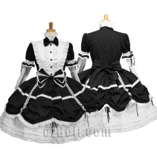 Lolita Black & White Sweet Princess Dress