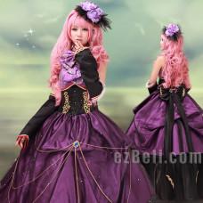 Vocaloid Megurine Luka Gakupo Cosplay Costume