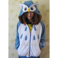 Owl Hoodie Jacket
